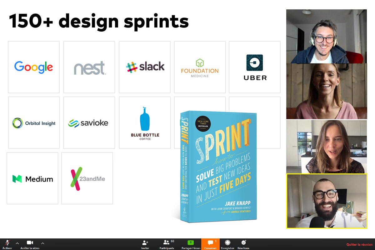 Design Sprint Jake Knapp