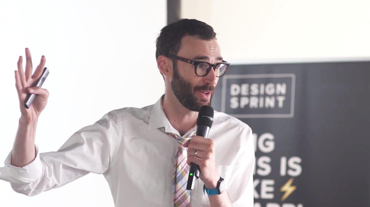 Jake Knapp speaker at itoday - Innovation today